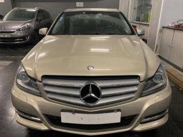 Mercedes-benz C 250 BE AVANTGARDE AUTO NACIONAL