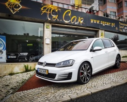 Vw Golf 2.0 TDi GTD