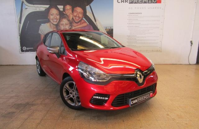 Renault Clio 1.5 Dci Gt Line