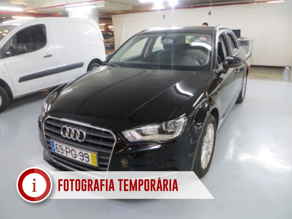 Audi A3 Sportback 1.6 TDI Attraction 110cv