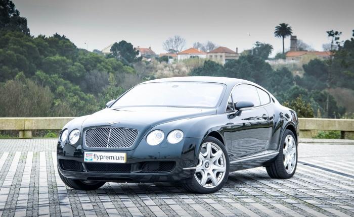 Bentley Continental, 2006