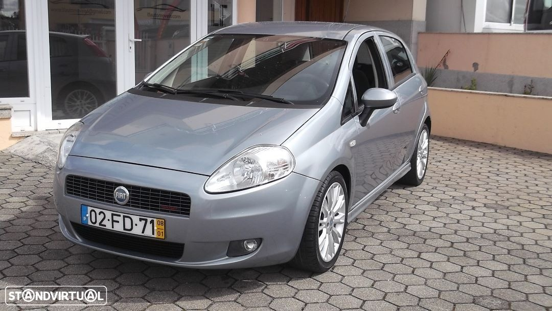 Fiat Grande Punto 1.3 MULTIJET SPORT SPECIAL