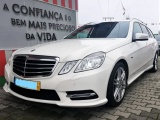 Mercedes-Benz E 250 look AMG