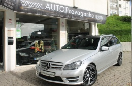Mercedes-Benz C 220 200 cdi Station AMG Aut.