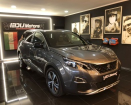 Peugeot 5008 2.0 HDi Gt Line