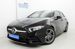 Mercedes-benz Classe a 180d AMG GPS