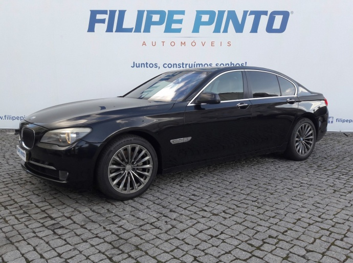 BMW 730 D Executive