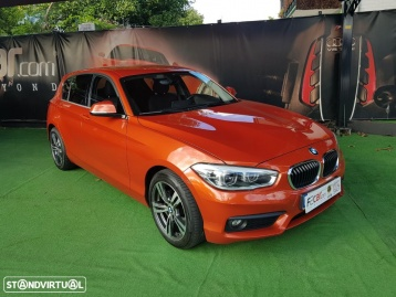 Bmw 116 EfficientDynamics Line Sport