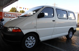 Toyota HiAce 3.0 D