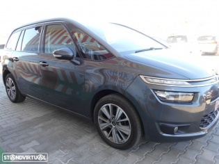 Citroën C4 Grand Picasso 1.6 HDI EXCLUSIVÉ