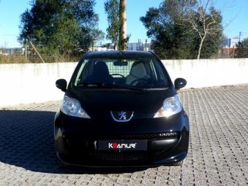 Peugeot 107 1.4 HDI Van Trendy