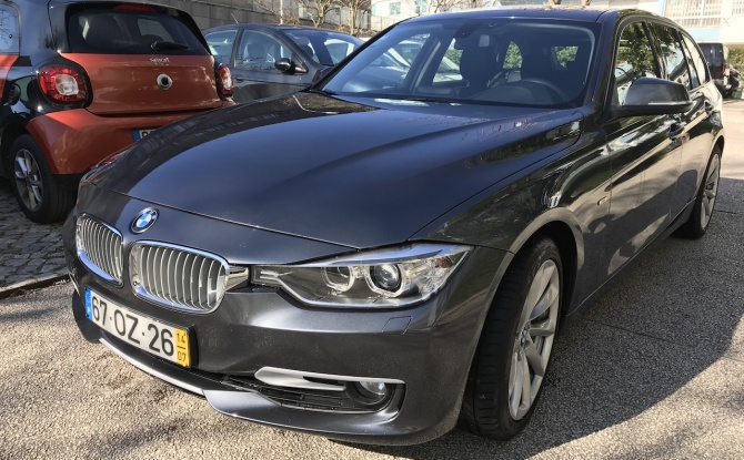 BMW 325 dA Touring 218cv