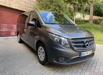 Mercedes-Benz Vito 111 CDI Tourer