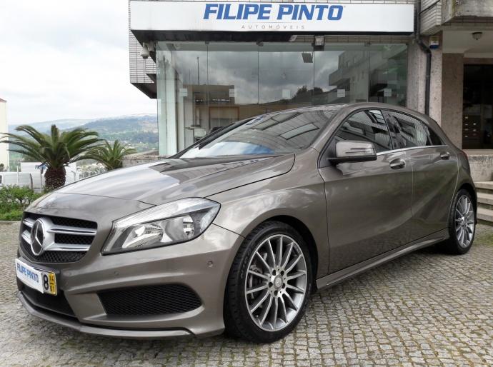 Mercedes-Benz Classe A 180 CDI AMG