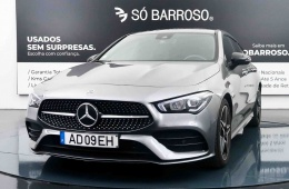 Mercedes-benz Cla 180 D Shooting Break AMG Line Auto