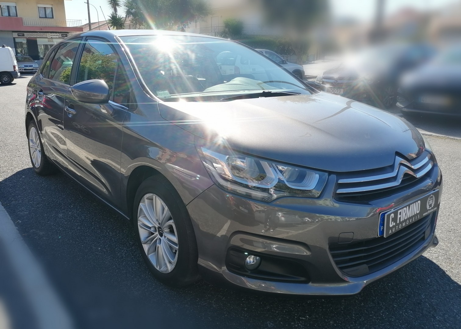 Citroën C4 1.6 Feel BHDI