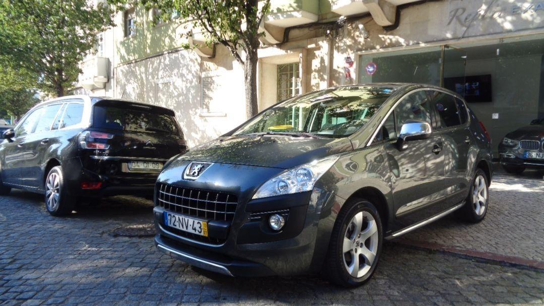 Peugeot 3008 1.6 HDi SE Style