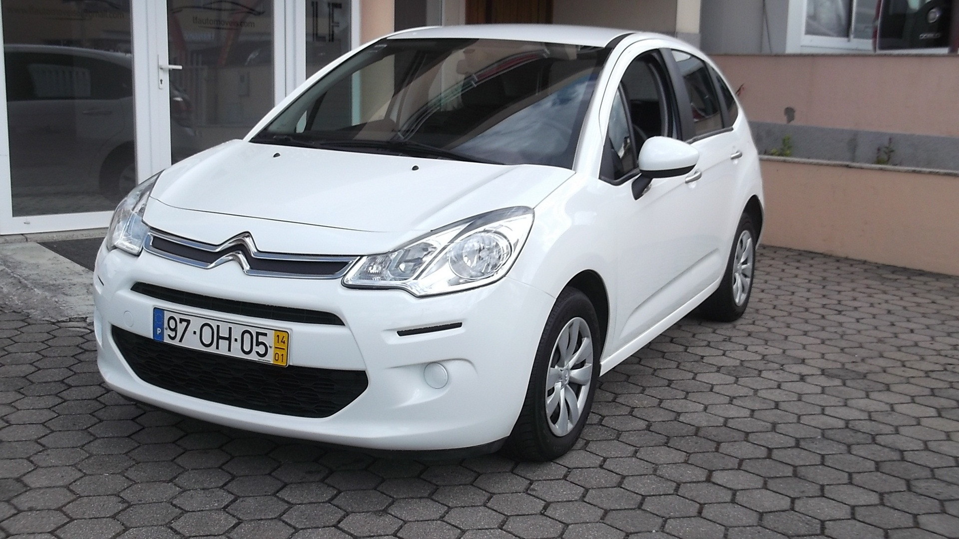 Citroën C3 1.4 HDI ATTRACION