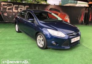 Ford Focus 1.6 TDCi Trend (115cv) (5p)