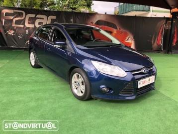 Ford Focus 1.6 TDCi Trend (115cv) até 5 Anos GARANTIA