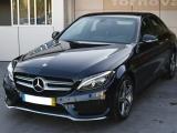 Mercedes C 200D AMG 7G-TRONIC PLUS