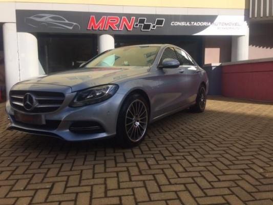 Mercedes-benz C 200, 2014