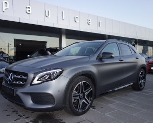 Mercedes-Benz GLA 220 CDI 4MATIC 220 d AMG 4MATIC
