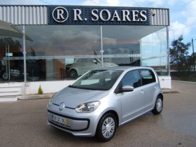 Vw Up! 1.0 BlueMotion Move Up! Aut (60cv) (5p)