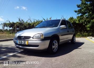 Opel Corsa B 1.2 16V - sportiv