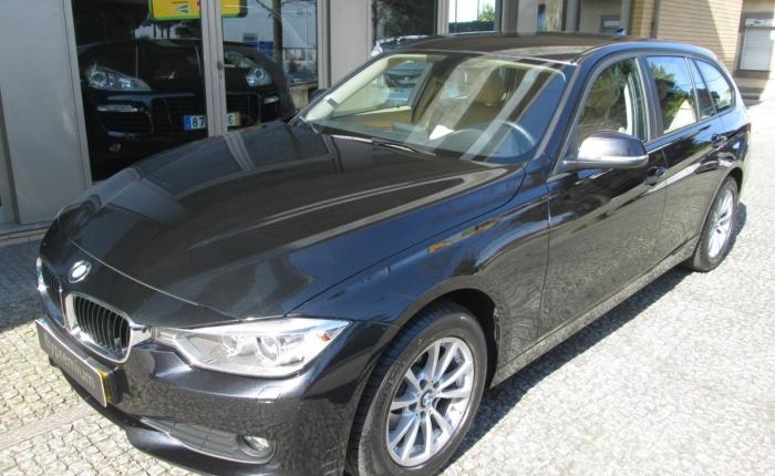 BMW 320, 2012