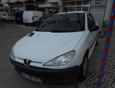 Peugeot  206 1.9D XAD van