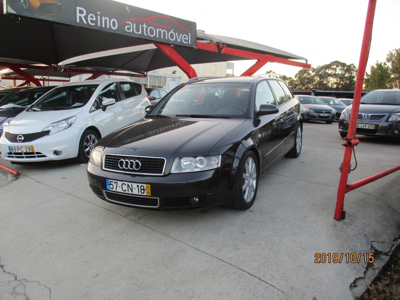 Audi A4 Avant 1.9 Tdi 130 cv s-Line