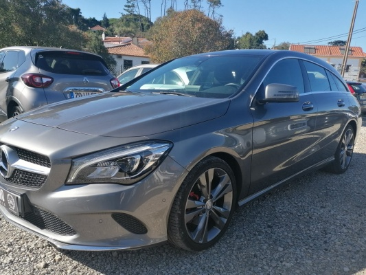 Mercedes-Benz CLA 200, 2016