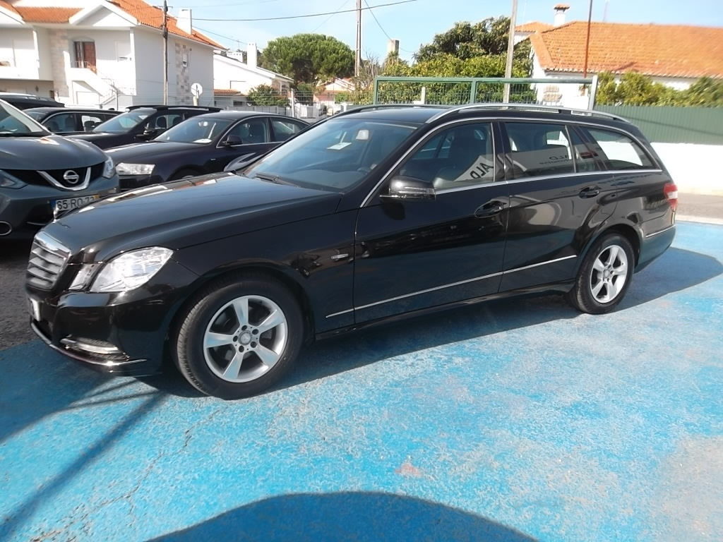 Mercedes-Benz Classe E 220 CDI ELEGANCE