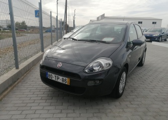 Fiat Grande Punto 1.2 Lounge GPS