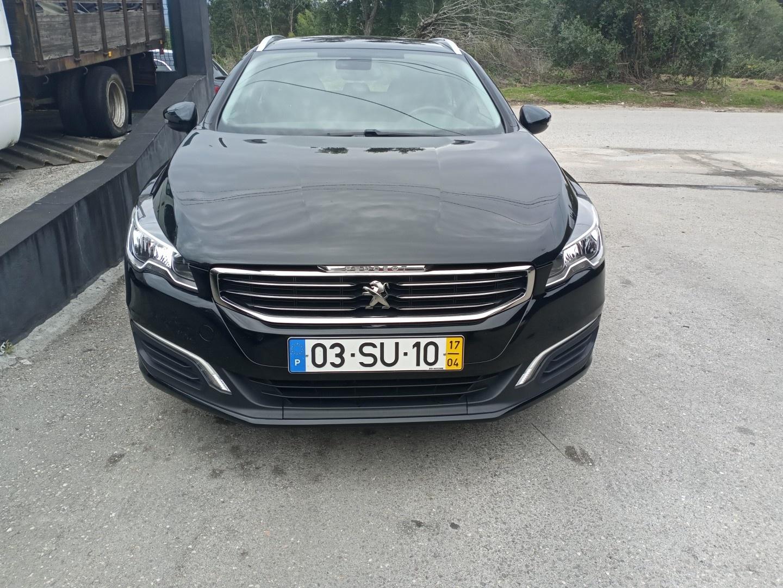 Peugeot 508 1.6 HDi120 Access P. Busin
