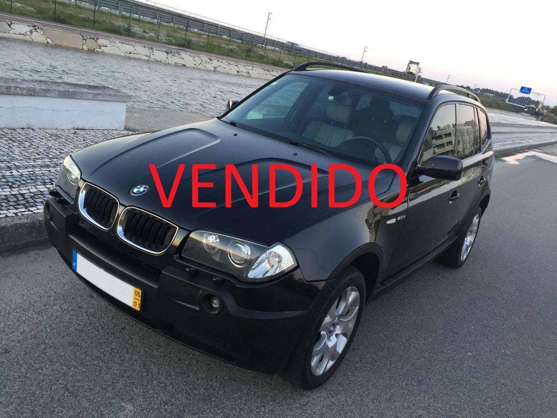 BMW X3 2.0 d Sport