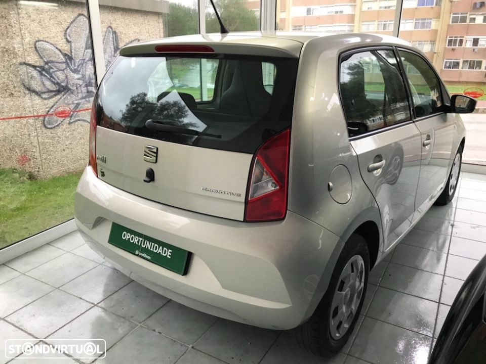 Seat Mii 1.0 Style E-Ecomotive