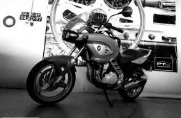 Bmw F  650 CS Scarver ABS