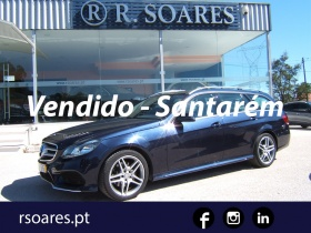 Mercedes-Benz E 220 CDi Avantgarde BE Aut. (170cv) (5p)