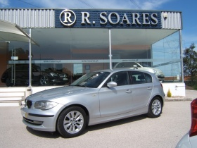 BMW Série 1 118 d Advantage (150cv) (5p)