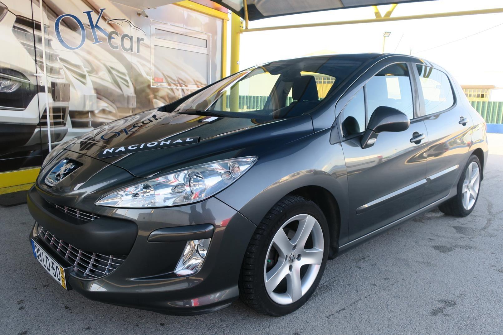 Peugeot 308 1.6 HDi Sport 110cv