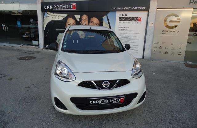 Nissan Micra 1.2 Naru