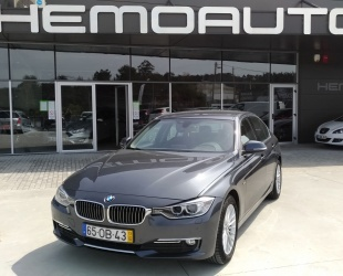 BMW 318 D Luxury Efficient Dynamics