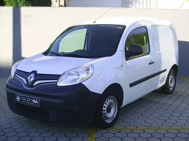 Renault Kangoo Normal Express Fase II 1.5 Dci 75cv Business Ac Plus 5 portas