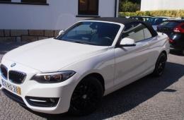 BMW Série 2 - 218 D Cábrio