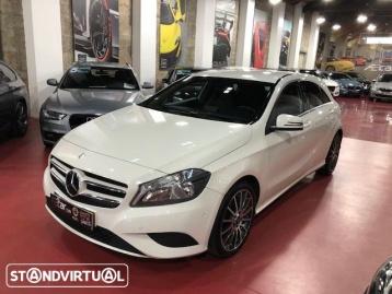 Mercedes-benz 180 A180 CDi BlueEfficiency Automático . (109cv) (5p)
