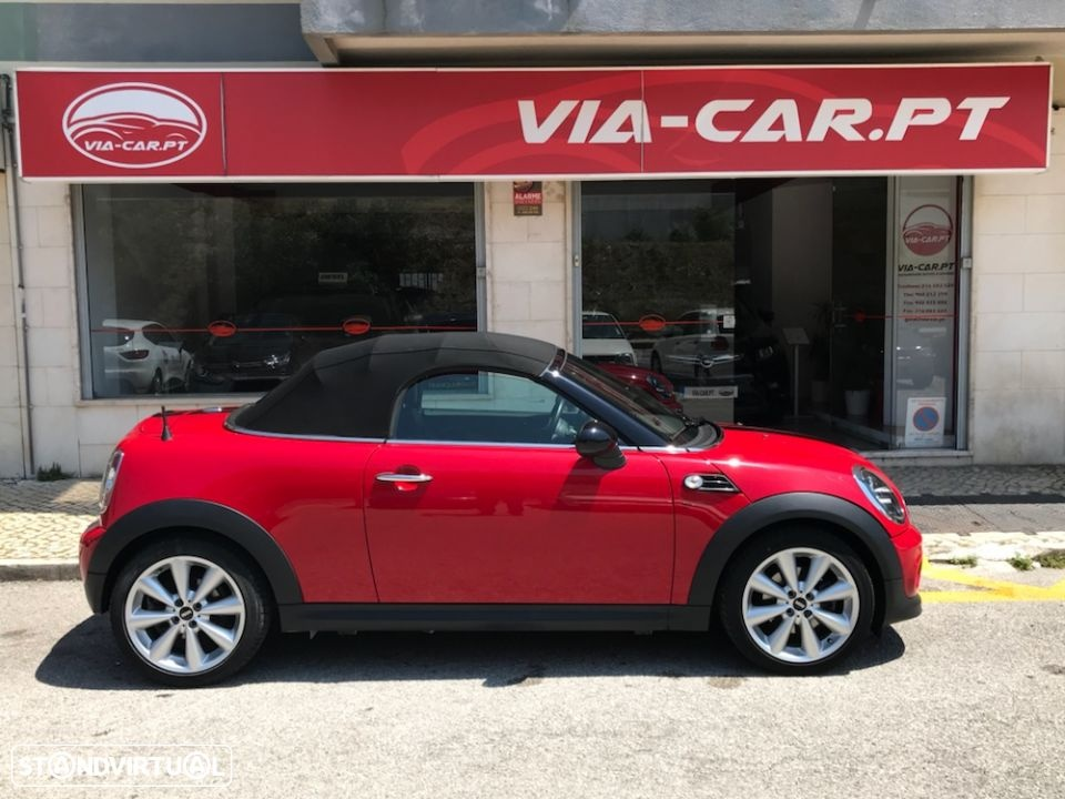 Mini Roadster Cooper Chili Bi-Xenon 1.6