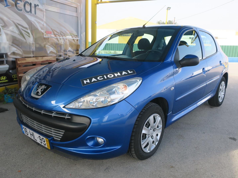 Peugeot 206 + 1.1 Trendy