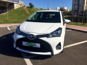 Toyota Yaris 1.4 d-4d comfort+p.style